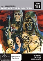 Tombs Of The Blind Dead | DVD