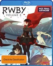 Rwby Vol 3 | Blu-ray