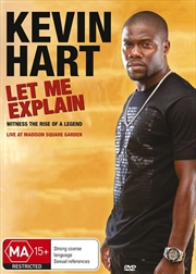 Kevin Hart - Let Me Explain | DVD
