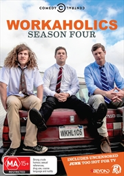 Workaholics - Season 4 | DVD