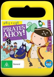 Peg + Cat - Pirates Ahoy! | DVD