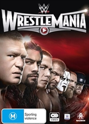 WWE - Wrestle Mania XXXI