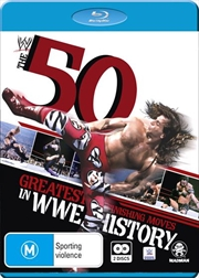 WWE - 50 Greatest Finishing Moves In WWE History
