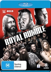 WWE - Royal Rumble 2015