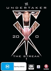 WWE - Undertaker - The Streak