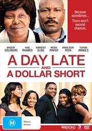 A Day Late And A Dollar Short | DVD
