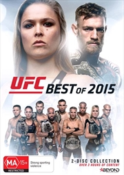 UFC - Best Of 2015 - Year In Review