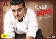Cake Boss - Season 1-3 | Collector's Gift Set