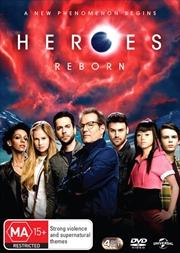 Heroes Reborn - Season 1   DVD