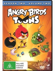 Angry Birds Toons - Season 2 - Vol 2 | DVD