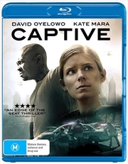 Captive   Blu-ray