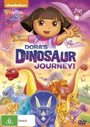 Dora The Explorer - Dora's Dinosaur Journey!