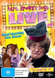 Mrs Brown's Boys Live - Good Mourning Mrs Brown | DVD
