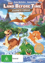 Land Before Time - Journey Of The Brave, The | DVD