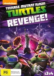 Teenage Mutant Ninja Turtles - Season 3 - Vol 4 | DVD