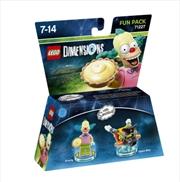 Lego Dimensions Fun Pack Bane
