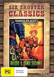 Ride Lonesome | DVD