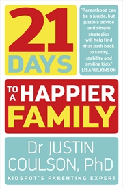 21 Days To A Happier Family | Books