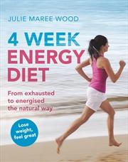 4 Week Energy Diet | Books