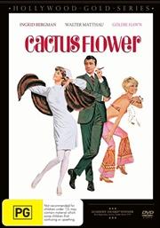 Cactus Flower   DVD