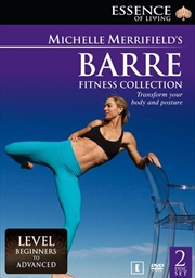 Michelle Merrifield - Barre Fitness | Collection
