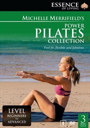Michelle Merrifield Power Pilates Collection | DVD