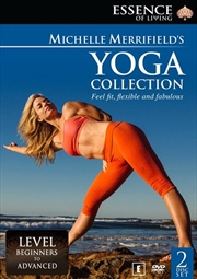 Michelle Merrifield - Yoga - Collection 2 | DVD
