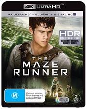 Maze Runner | Blu-ray + UHD + UV, The