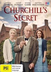 Churchill's Secret | DVD