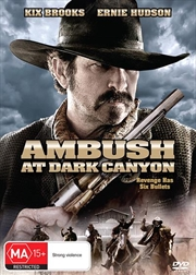 Ambush At Dark Canyon | DVD