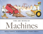 Abc Book Of Machines | Books