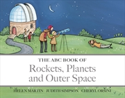 Abc Book Of Rockets, Planets Outer Space | Books