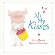 All My Kisses | Paperback Book