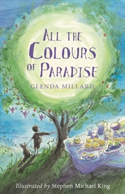 All The Colours Of Paradise | Books