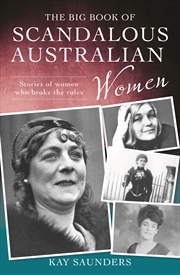 Big Book Of Scandalous Australian Women | Books