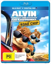 Alvin And The Chipmunks - The Road Chip | Blu-ray