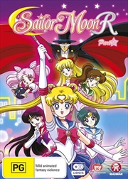 Sailor Moon R - Season 2 - Part 1 - Eps 47-68