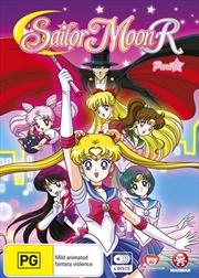 Sailor Moon R - Season 2 - Part 1 - Eps 47-68 | DVD