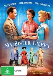 My Sister Eileen | DVD