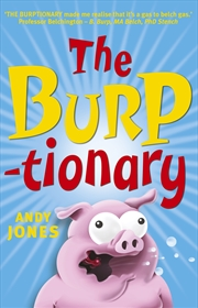 Burptionary | Books