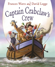 Captain Crabclaws Crew | Books