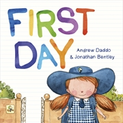 First Day | Paperback Book