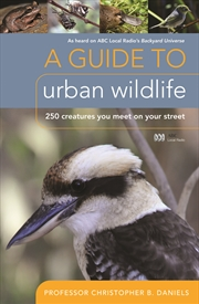 Guide To Urban Wildlife | Books