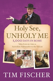 Holy See Unholy Me | Books