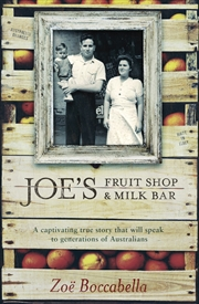 Joes Fruit Shop Milk Bar | Books