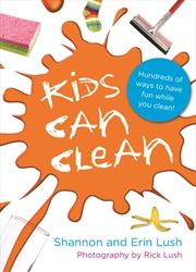 Kids Can Clean | Books