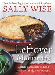 Leftover Makeovers | Books