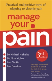 Manage Your Pain 3rd Edition | Books