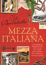 Mezza Italiana | Books