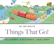My Abc Box Of Things That Go | Books